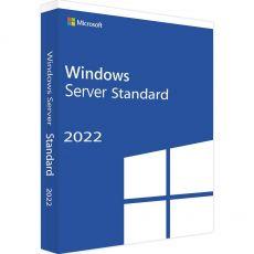 Windows Server 2022 Standard 16 cores, Cores: 16 Cores, image
