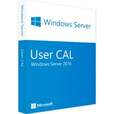 Windows Server 2016 - User CALs, Client Access Licenses: 1 CAL, image