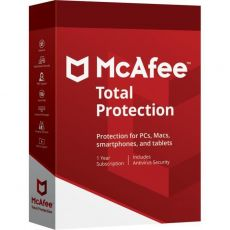 McAfee Total Protection 2021 1 device 1 year, image