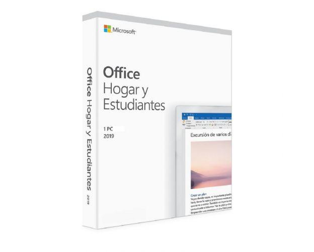 Office hogar y estudiantes 2019, image